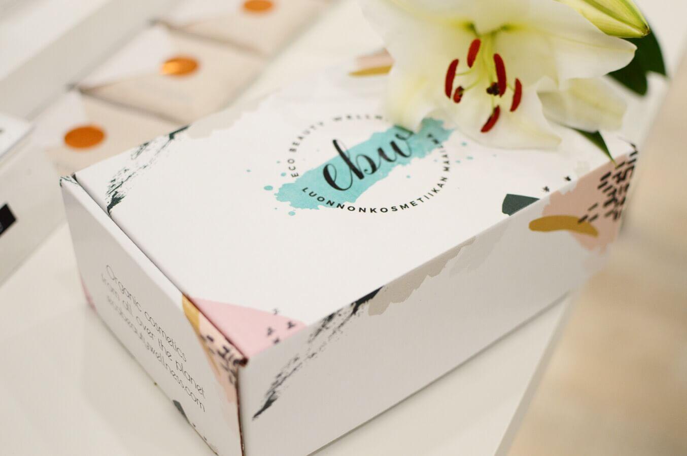 pudełka z własnym nadrukiem eco color