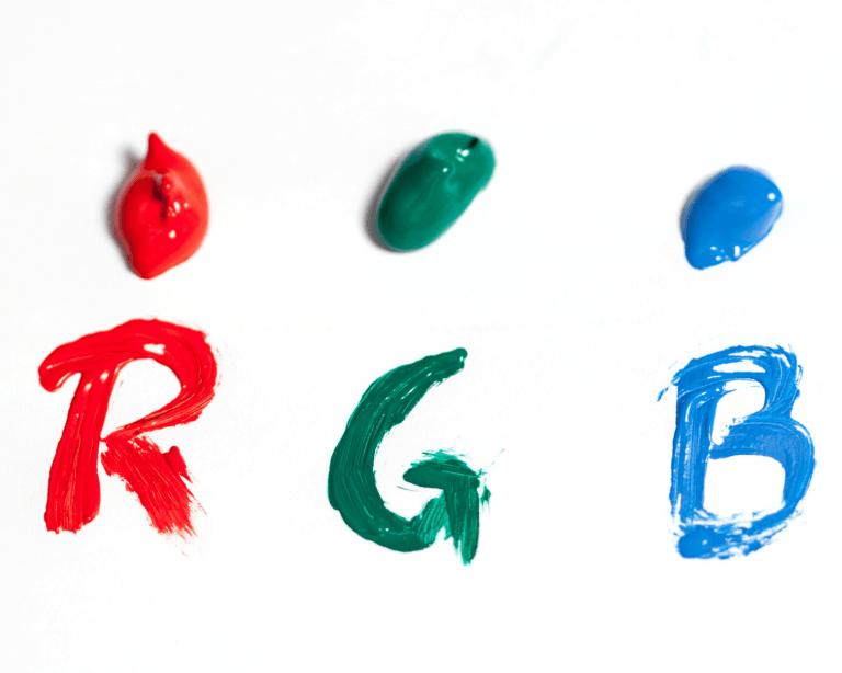 CMYK vs. RGB: ¿para qué se usa cada gama de color?