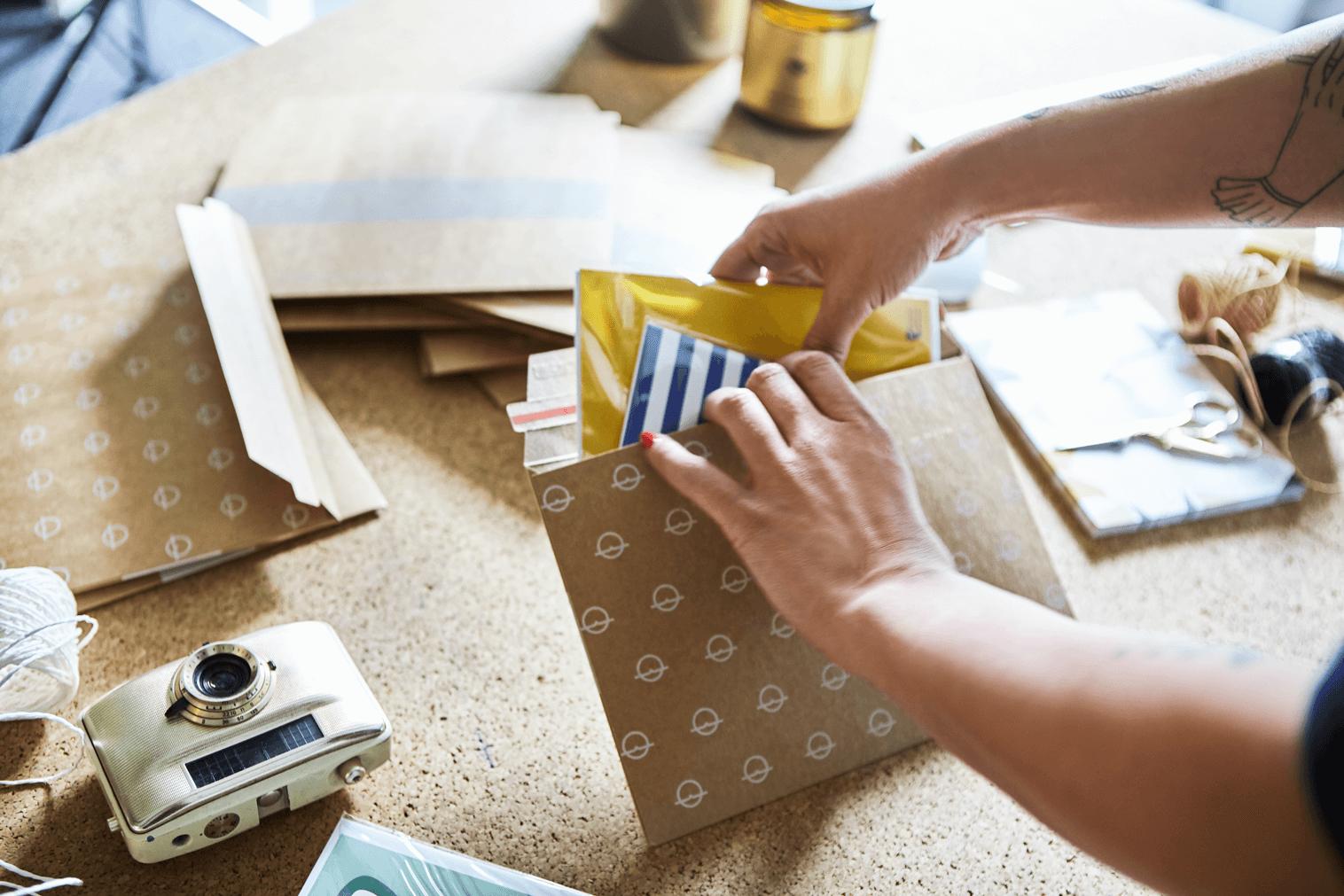 ekologiczne koperty kurierskie z nadrukiem
