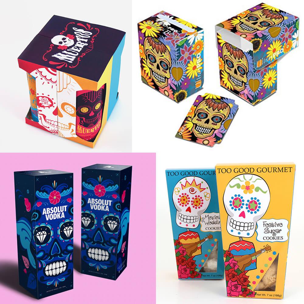 packaging scatola per prodotti speciale