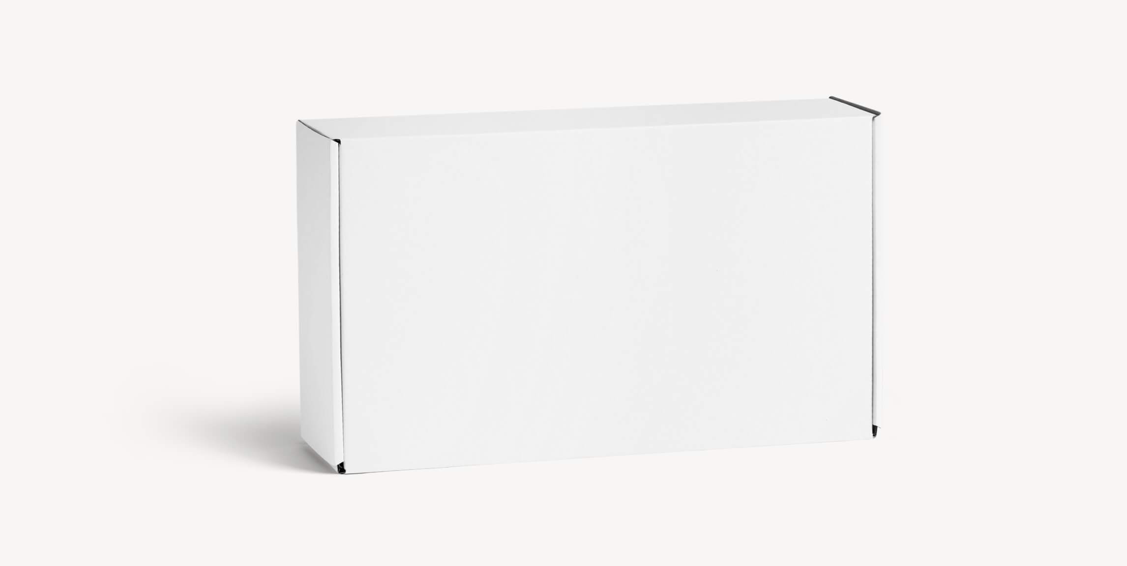Pudełka Fasonowe bez nadruku - opakowania z nadrukiem dla firm - zapakuj.to