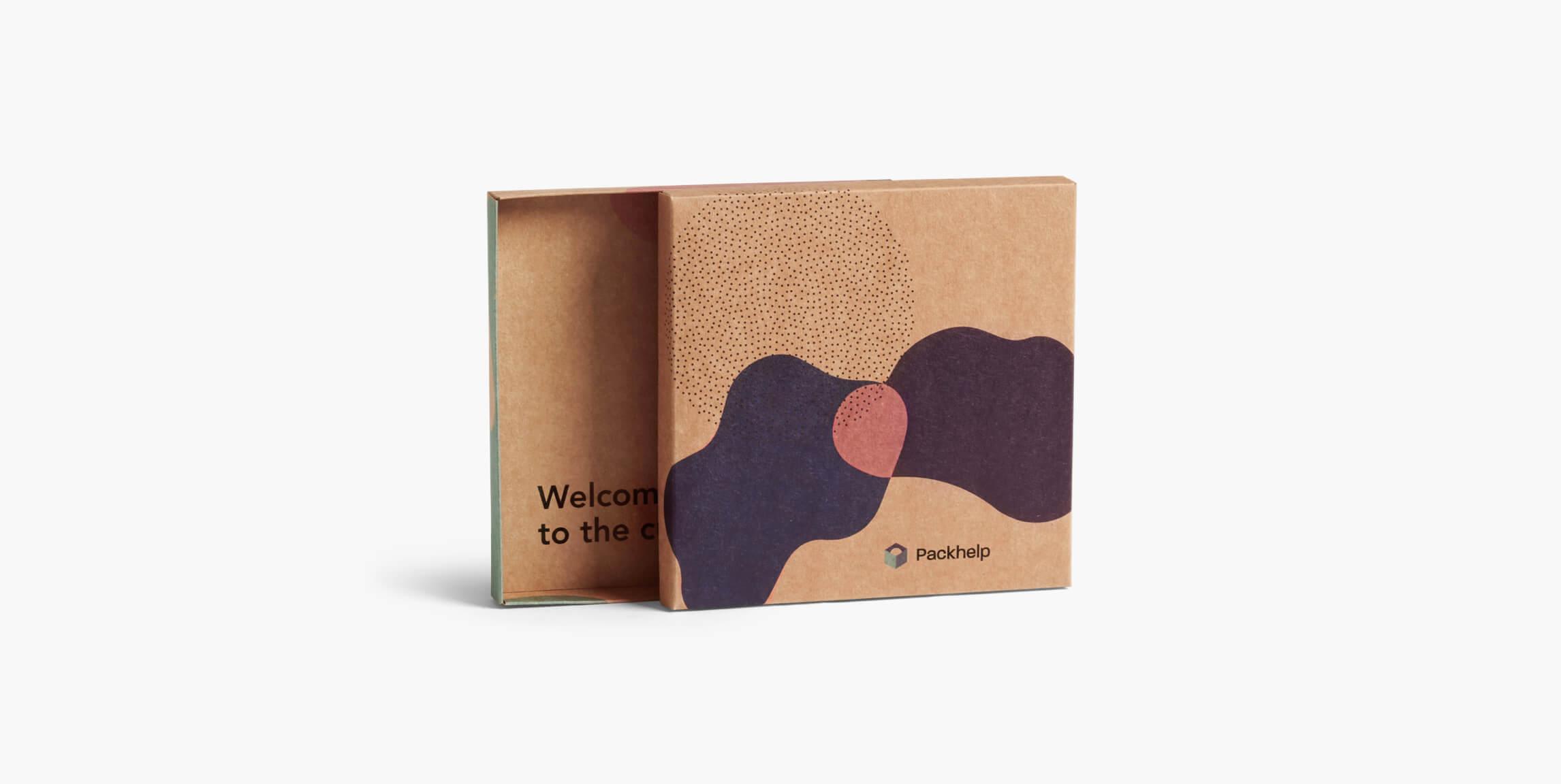 Boîte produit deux pièces - emballage personnalisé pour produits - Packhelp