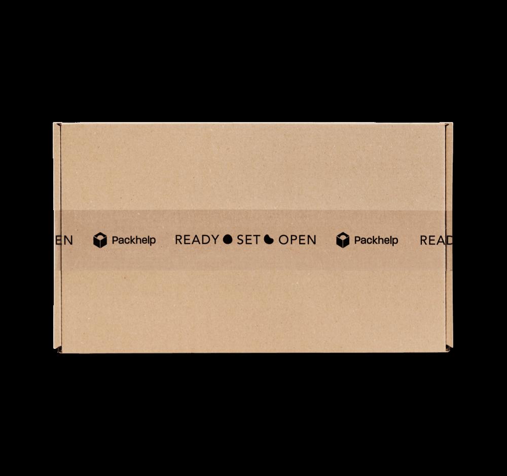 Cintas de embalaje - paqueteria personalizada para empresas - Packhelp