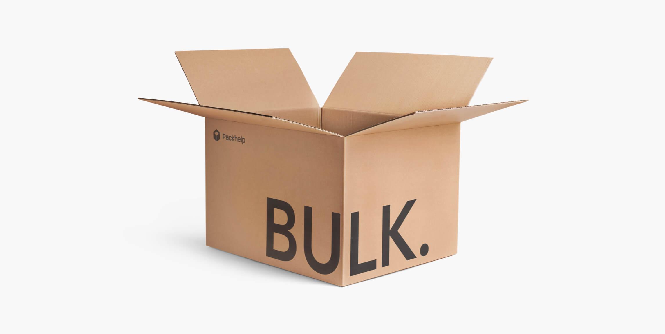 Scatola per spedizioni Eco - scatole personalizzate - Packhelp