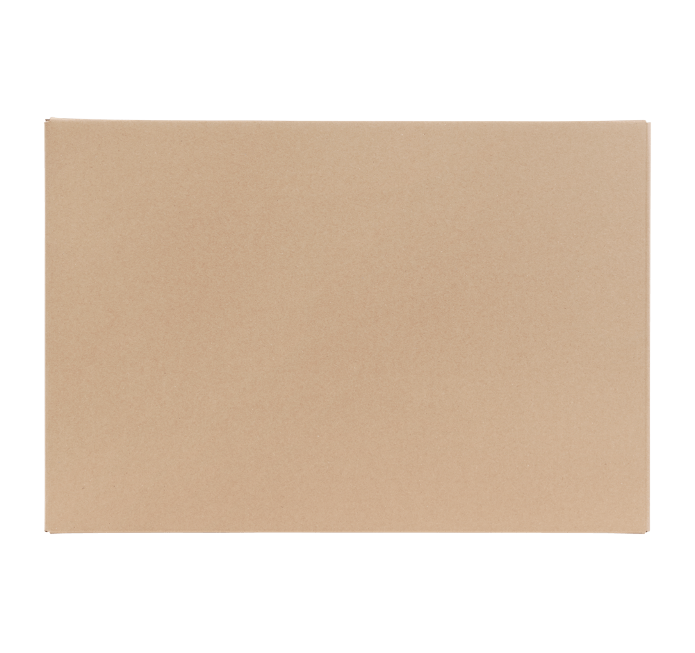 Plain Shipping Box - custom packaging - Packhelp