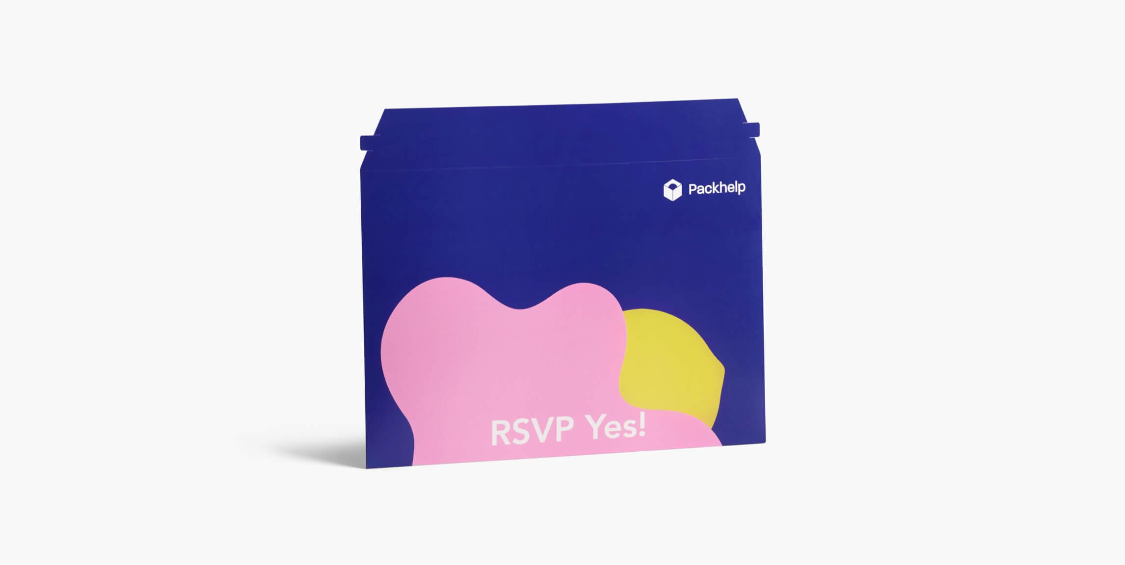 Cardboard Envelopes - custom packaging - Packhelp