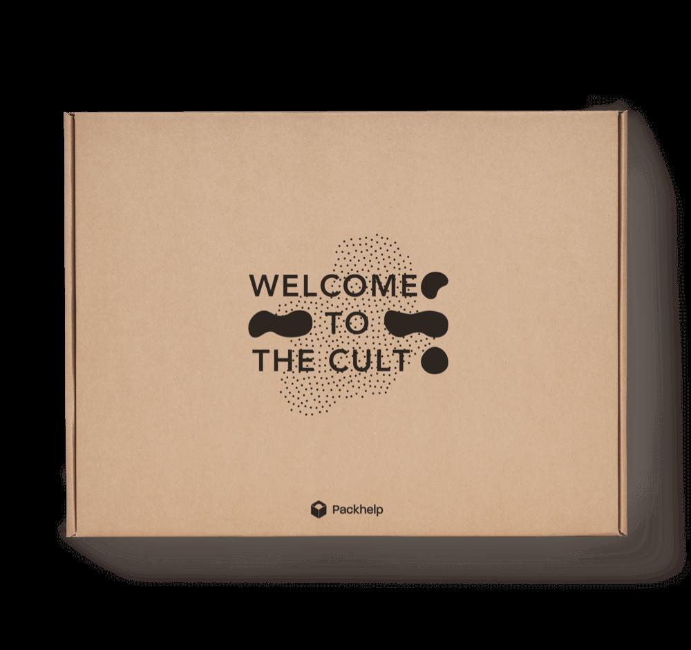 pudełko kraft do wysyłki e-commerce