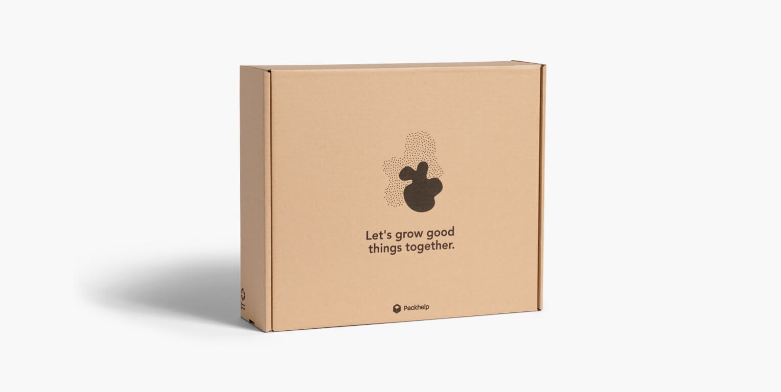 pudełko wysyłkowe dla e-commerce