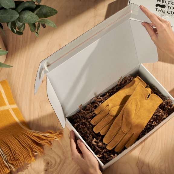 wytrzymałe pudełko wysyłkowe dla e-commerce