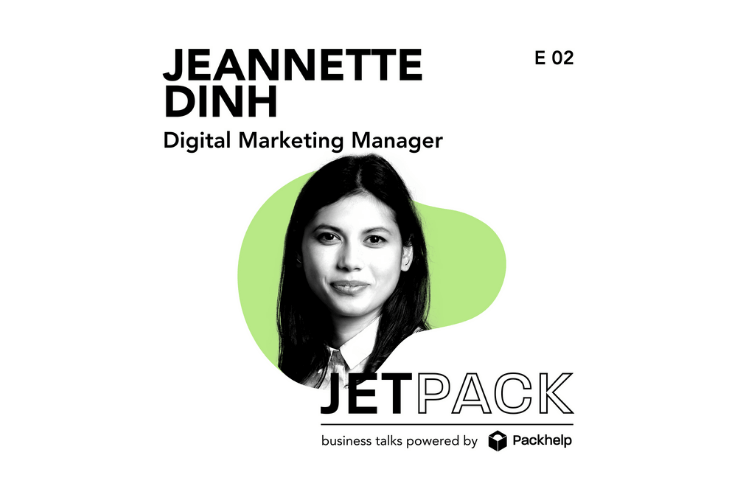 Podcast: The Jetpack Ep. #2 – A licensing & recycling chat with Jeannette Dinh from Lizenzero