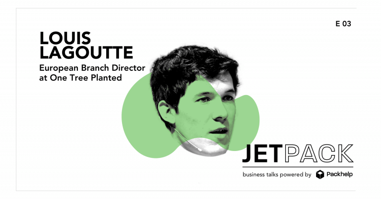 Podcast: The Jetpack Ep. #3 – Planting Trees with Louis Lagoutte from One Tree Planted