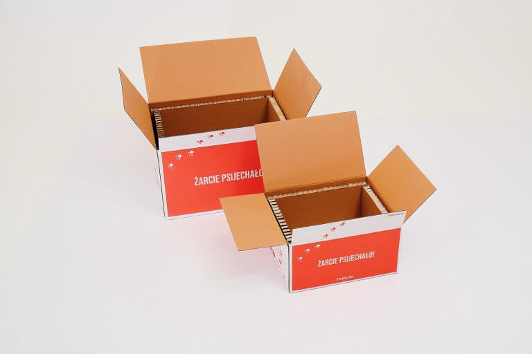 How Packhelp developed thermal packaging for food delivery – PsiBufet Case Study