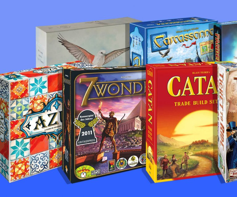 How To Design Great Board Game Packaging
