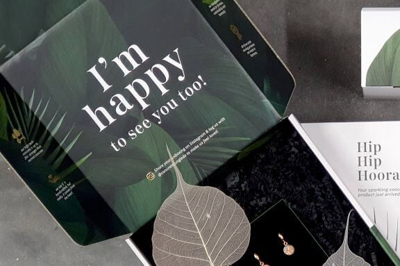 i am happy box