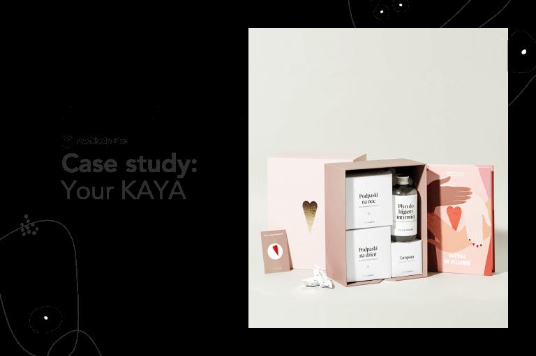 Jak polska marka Your KAYA zaprojektowała pudełko wielokrotnego użytku razem z ekspertami Packhelp Plus