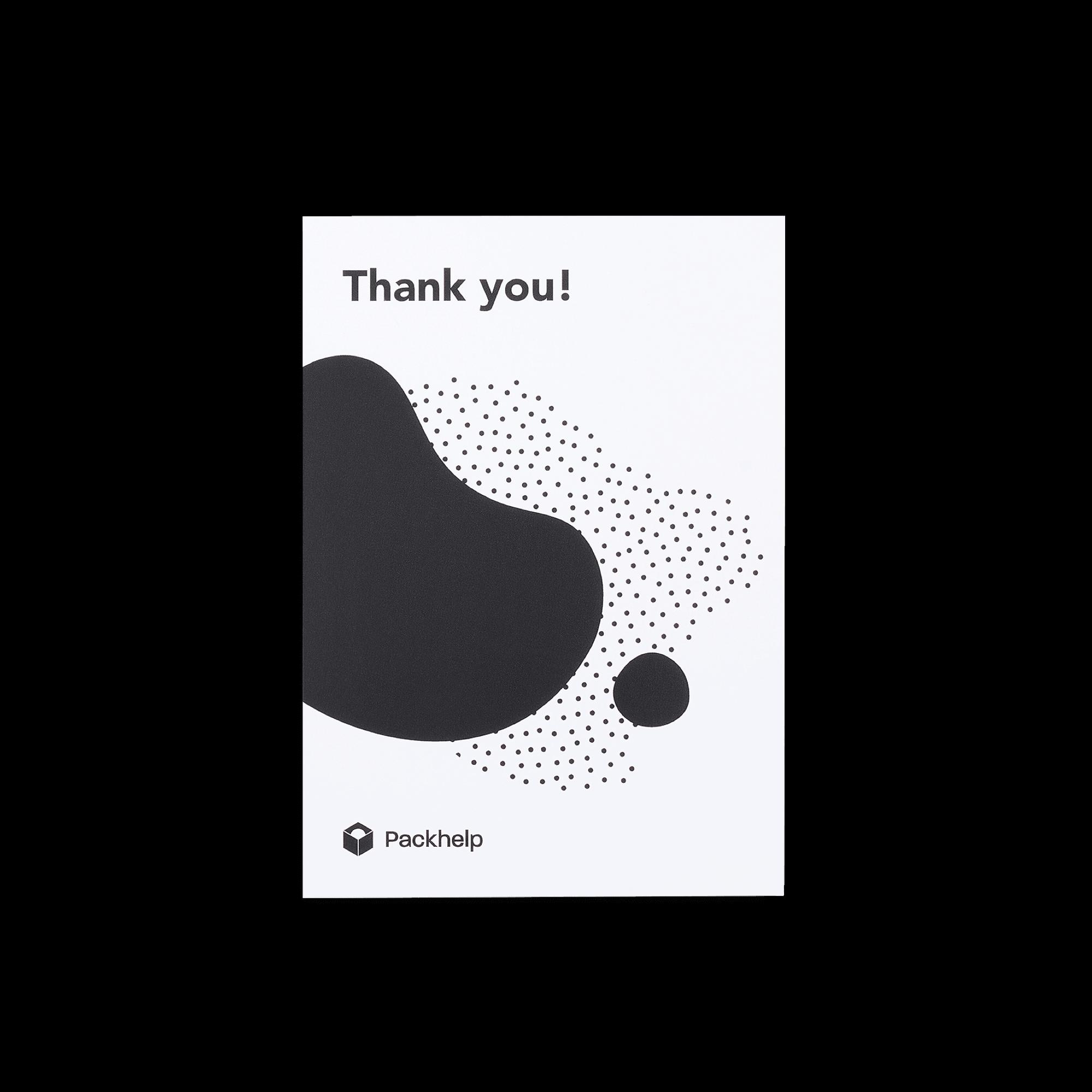 carte de vizita alba cu imprimare neagra