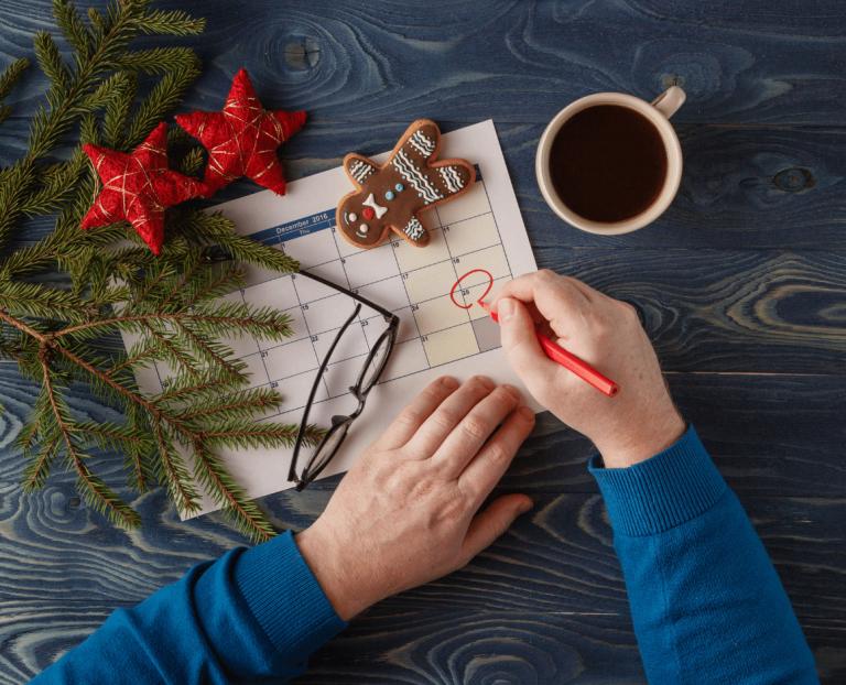 Fechas límite para tener tu packaging a punto en Navidad