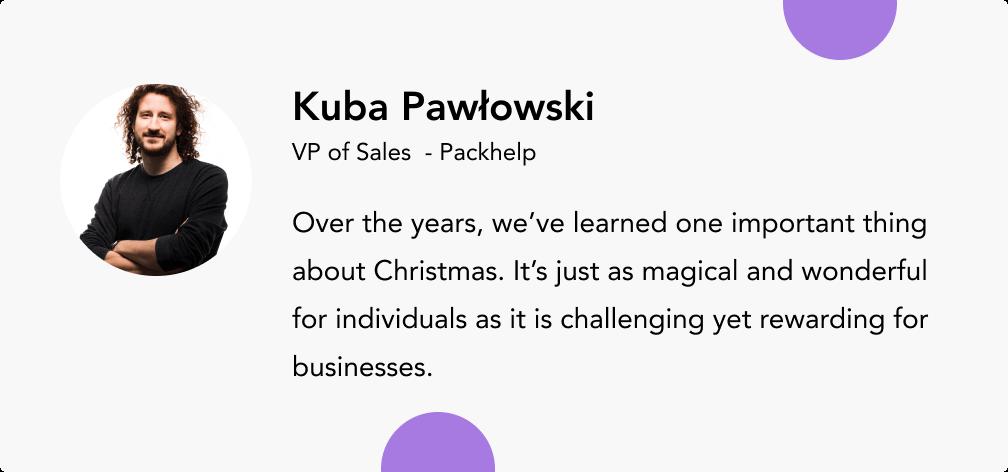 Kuba Pawłowski packhelp
